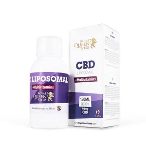 Multivitamínico Lipossomal Com CBD